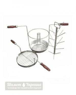 Трансформер  4в1 c алюминиевой сковородой  ∅ 30 см